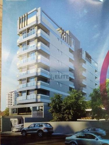Apartamento Com 1 Dormitório À Venda, 53 M² Por R$ 378.300,00 - Jardim - Santo André/sp - Ap4888