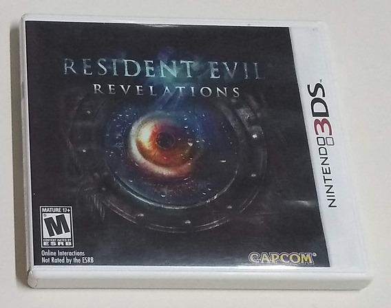 Resident Evil Revelations - Original Para Nintendo 3ds