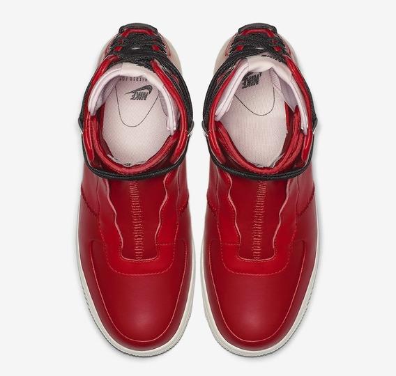 Zapatillas Botitas Nike W Af1 Rebel Xx Talle 37 O 38