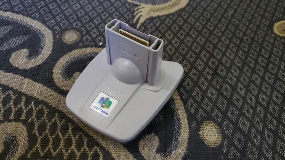 Transfer Pak Para O Nintendo 64 Tudo Ok F2
