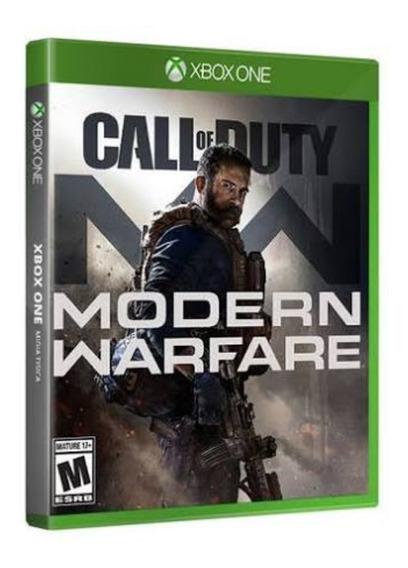 Call Of Duty Morden Warfare X Box One +dois Jogos De Brinde