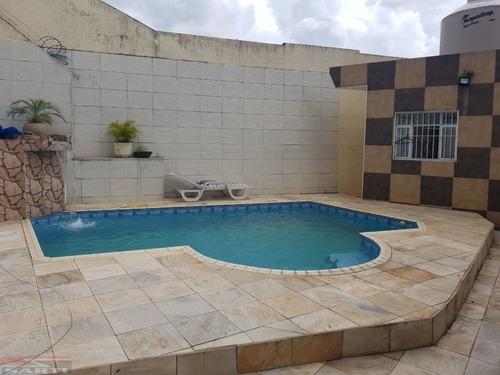 Jardim São Bento - 3 Dormitórios - Piscina - 06 Vagas - St10976