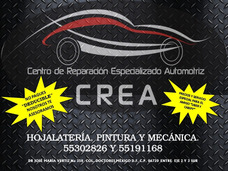 Taller De Hojalateria, Pintura Y Mecanica Automotriz