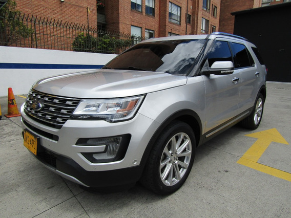 Ford Explorer Limited 4x4 3500 Tp