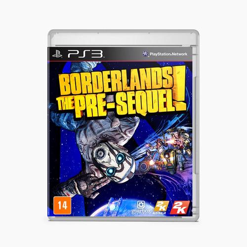 Borderlands: The Pre-sequel (pre-order Edition) - Ps3