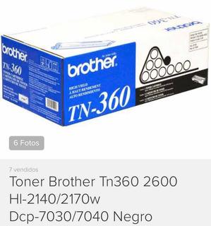 Toner Brother Tn-360