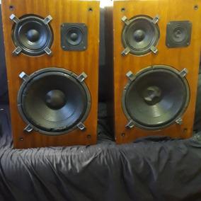 Caixas De Som Vintage Telefunken (valor Refere-se A Unidade)