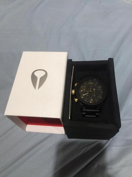 Relógio Nixon 51-30 Gold/black