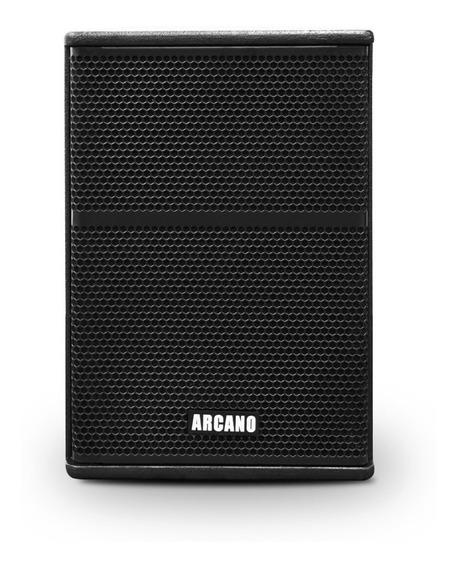 Caixa De Som Ativa Madeira Ar-bak-12 Arcano 800w