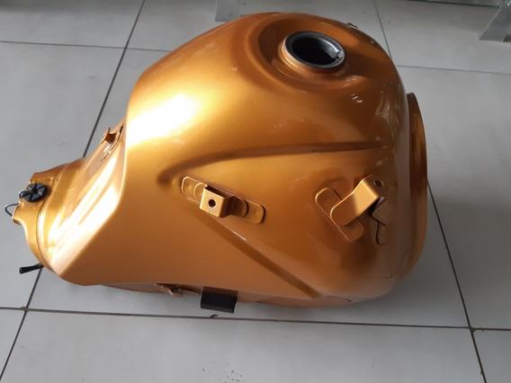 Tanque Combustível Xre 300 2010 Dourado