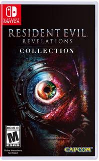 Resident Evil Revelations Collection Nintendo Switch Dakmor