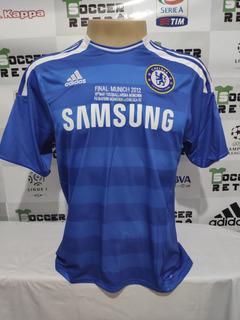 Camisa Chelsea Final Champions League 2012 Lampard 8