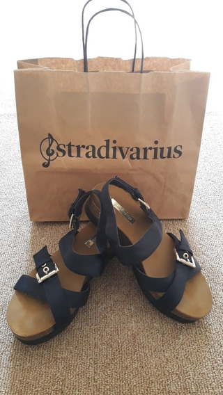 Sandalias Stradivarius