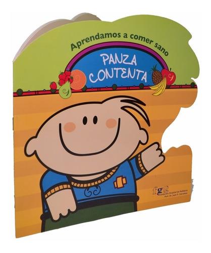 Panza Contenta - Fundación Garrahan