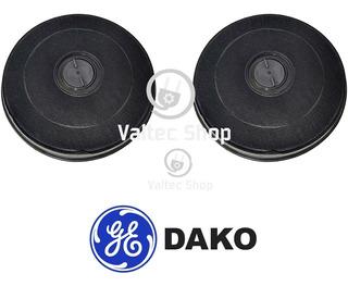 Filtro Carvão Coifa Depurador Ge Dako Bosch | 2 Peças