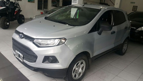 Ford Ecosport S 1.6 2014 Unico Dueño, Liquido, Financio (av)