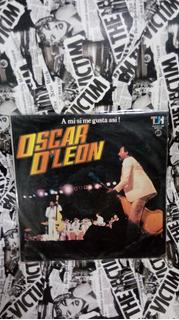 Long Play Vinyl Vinilo Lp Salsa Oscar D
