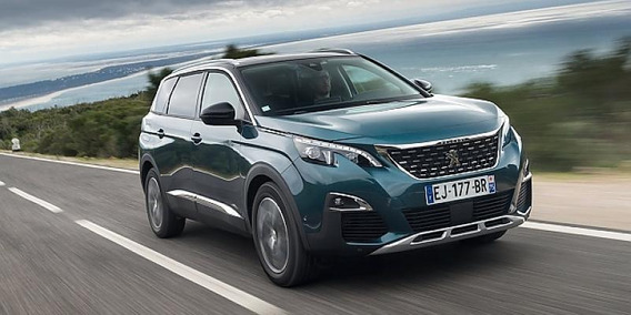 Peugeot 5008 Allure Plus Hdi Tiptronic Nf9