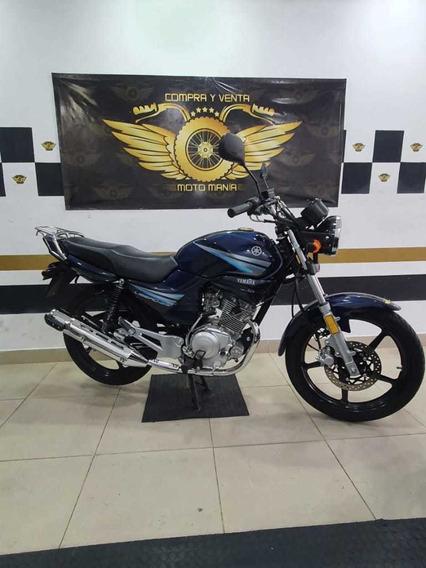 Yamaha Libero 125 Mod 2020 Al Dia Traspaso Incluido 2900 Km