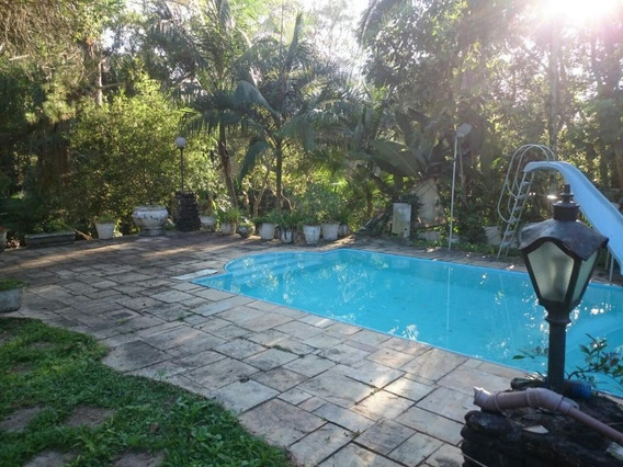 Chácara Com 3 Dormitórios À Venda, 1500 M² Por R$ 850.000 - Condomínio Meu Recanto - Embu Das Artes/sp - Ch0009