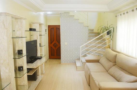 Casa Em Condomínio Villa D Este, Cotia/sp De 120m² 3 Quartos À Venda Por R$ 399.000,00 - Ca366392