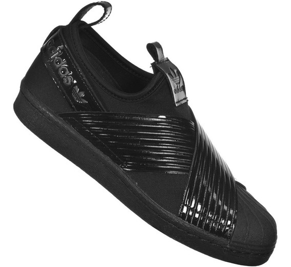Tênis adidas Slip -on Preto
