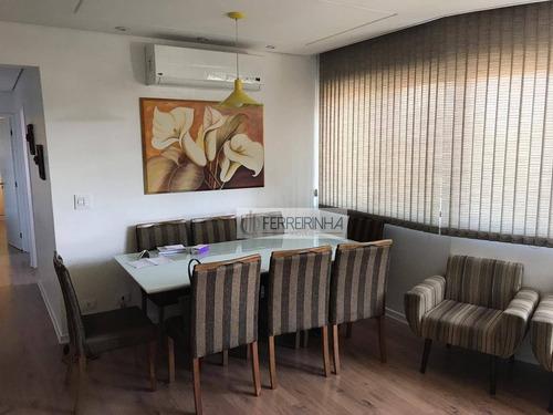 Imagem 1 de 30 de Apartamento À Venda, 99 M² Por R$ 450.000,00 - Jardim Augusta - São José Dos Campos/sp - Ap3397