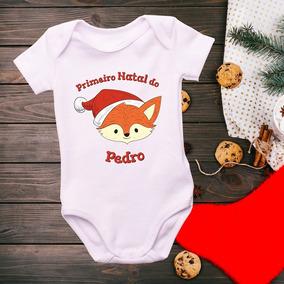 Body Primeiro Natal Do ... - Personalizado