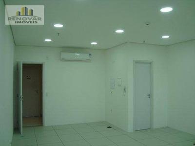 Sala Comercial Para Locação, Vila Mogilar, Mogi Das Cruzes - . - Sa0095