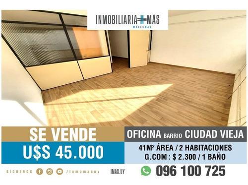 Venta Oficina Ciudad Vieja Montevideo Uruguay Imas.uy Lc *
