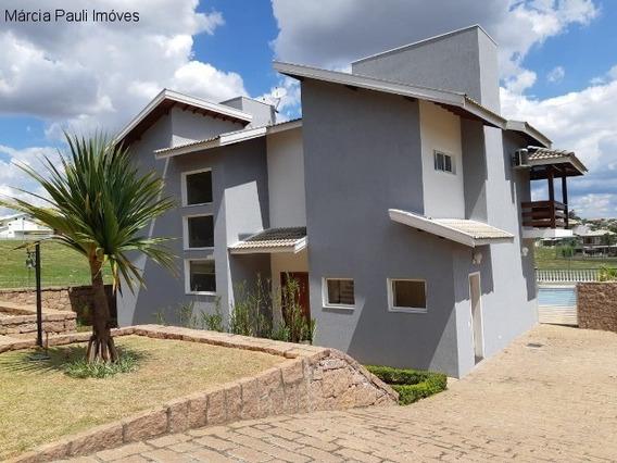 Terreno No Condomínio Inhandjara - Bairro Da Mina - Jundiaí - Ca02469 - 33861764