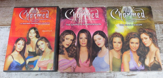 Charmed Hechiceras 3 Temporadas Español E Ingles