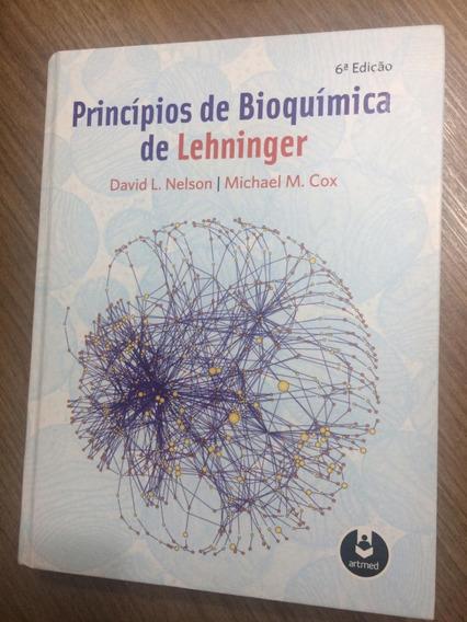 Livro: Princípios De Bioquímica De Lehninger - 6ª Edição.