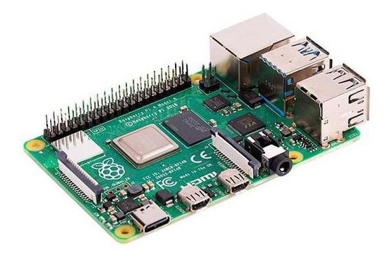 Raspberry Pi 4 Model B 4gb De Ram
