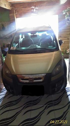 Fiat Idea 2010 1.8 Adventure Locker Flex Dualogic 5p