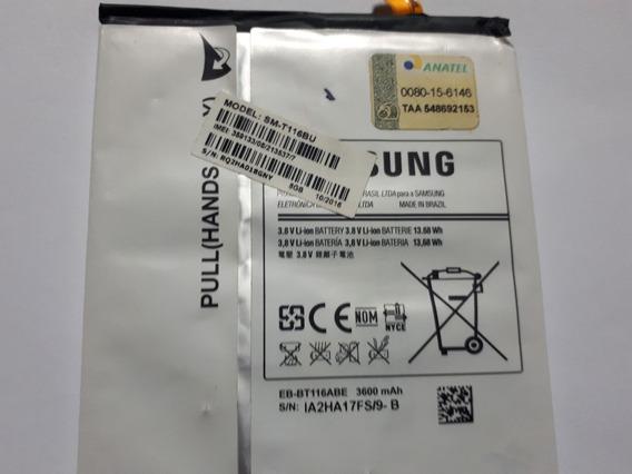 Bateria Sm-t116bu Obs