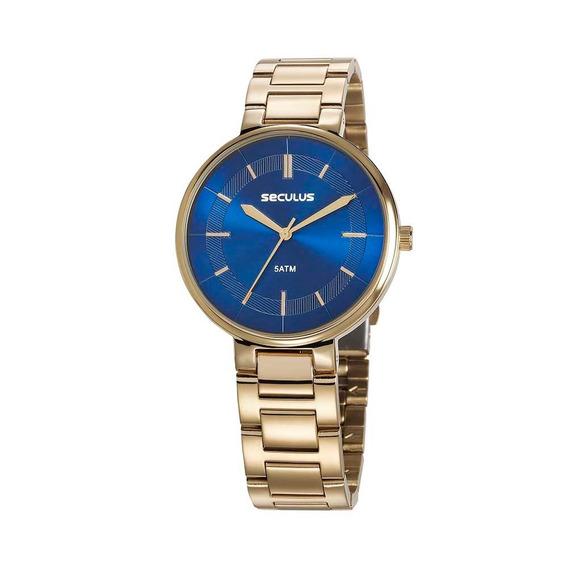 Relógio Feminino Seculus 23634lpsvds1