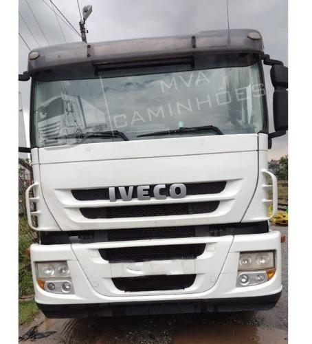 Imagem 1 de 12 de Caminhão Iveco Stralis Hd 570 S 38 T