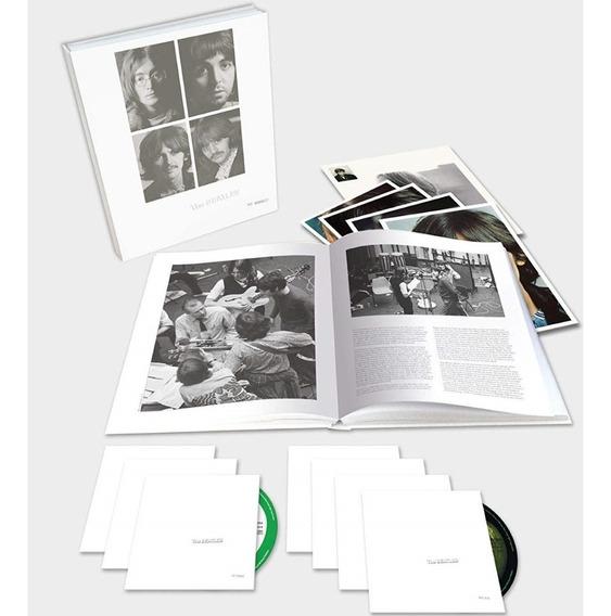 The Beatles White Album Super Deluxe Edition Collectors Box
