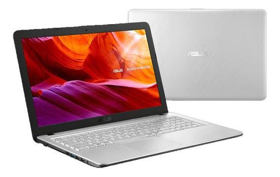 Notebook Asus, Intel Celeron, N4000, 4gb, 500gb, 15 , W10.
