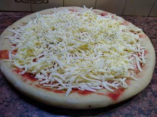 Pizzas Congeladas De Muzzarella