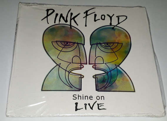 Pink Floyd - Shine On Live (cd Lacrado)