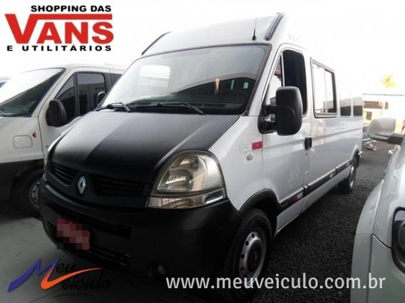 Renault Master 2.3 Dci Executive Longo 2012/2013 Branco
