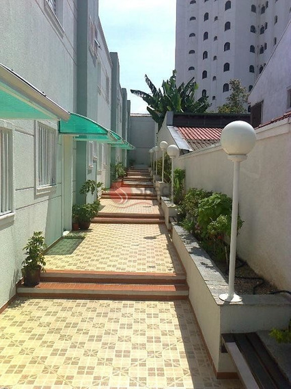 Casa Residencial Em Condomínio Para Locação, Vila Matilde, São Paulo. - Ta2804