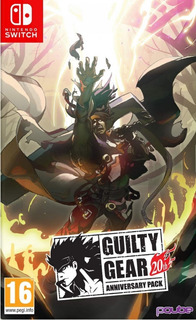 Guilty Gear 20th Anniversary Edition - Juego Nintendo Switch