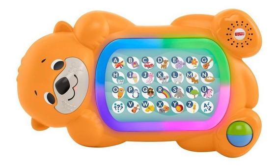 Fisher Price Linkimals Lontra Abc - Mattel