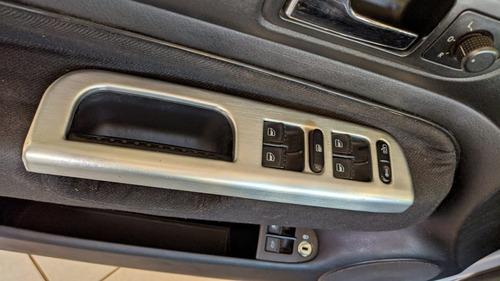 Kit Aço Escovado Completo Golf Bora Mk4 Limited