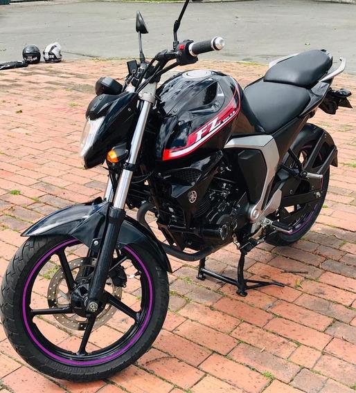 Yamaha Fz 2016 Cc 149