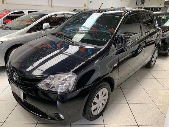 Toyota Etios Xs 1.5 16v Flex Automático 2017