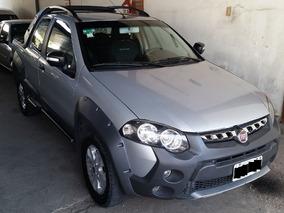 Fiat Strada Adventure Doble Cabina 1.6 16v 2014 Unico Dueño
